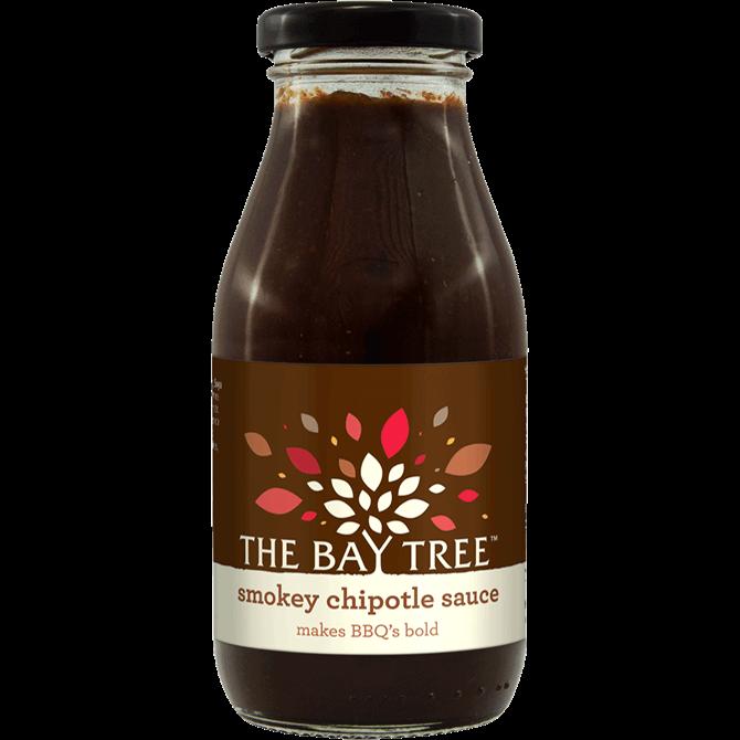 The Bay Tree Smokey Chipotle Sauce 290g
