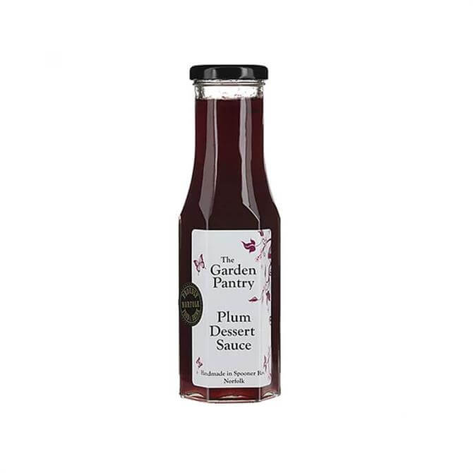 The Garden Pantry Plum Dessert Sauce