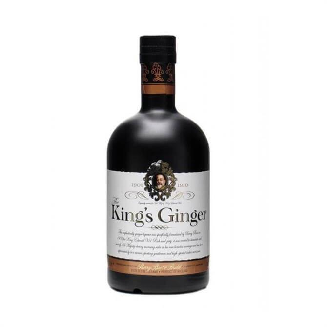 The Kings Ginger Liqueur 50cl