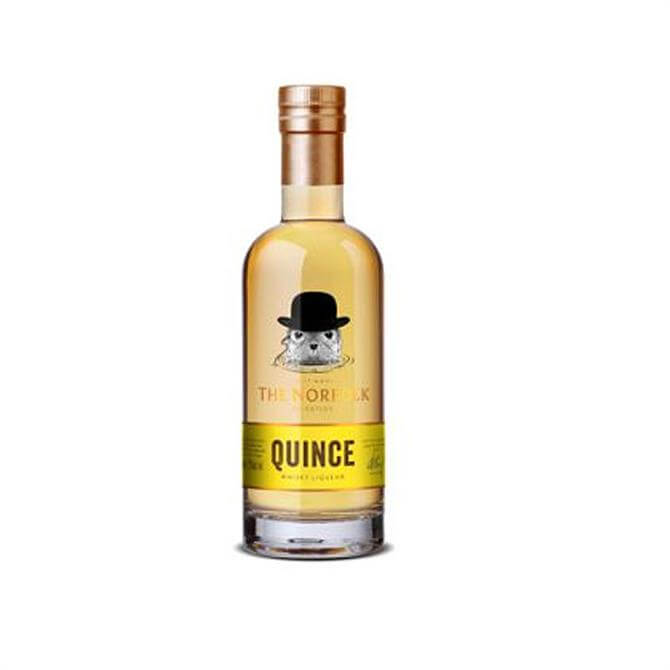 The Norfolk Quince Whisky Liqueur 50cl