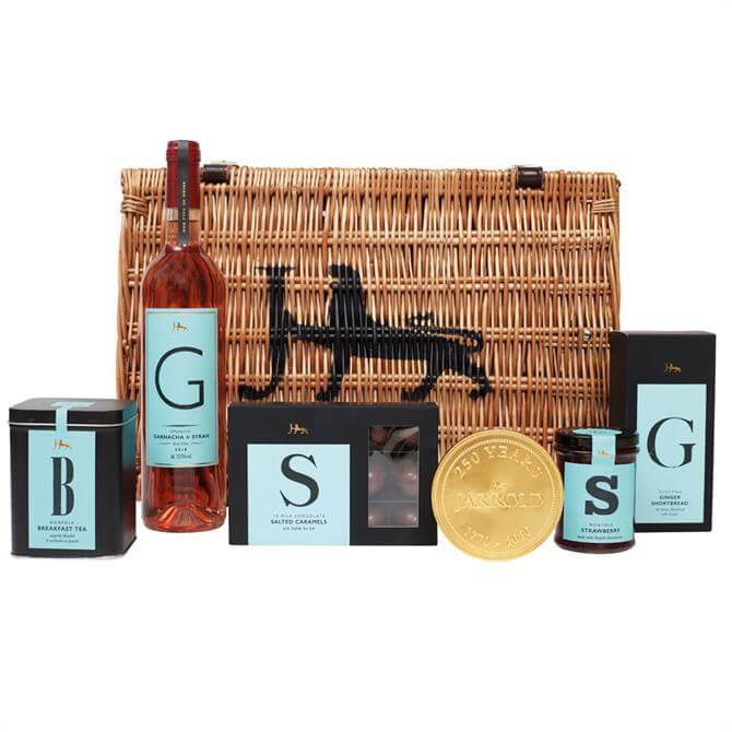 Jarrold Tickled Pink Hamper