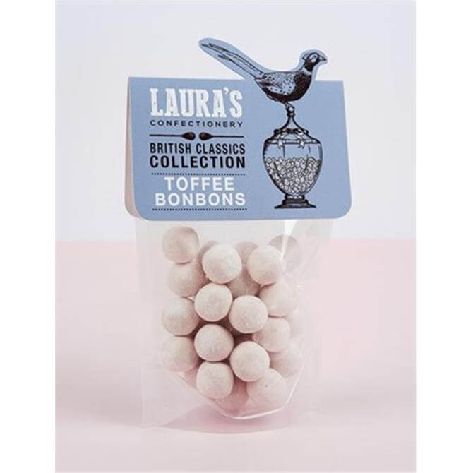 Laura's Confectionary Toffee Bonbons 143g