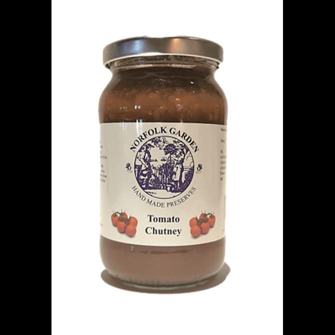 Norfolk Garden Preserved Tomato Chutney 370g