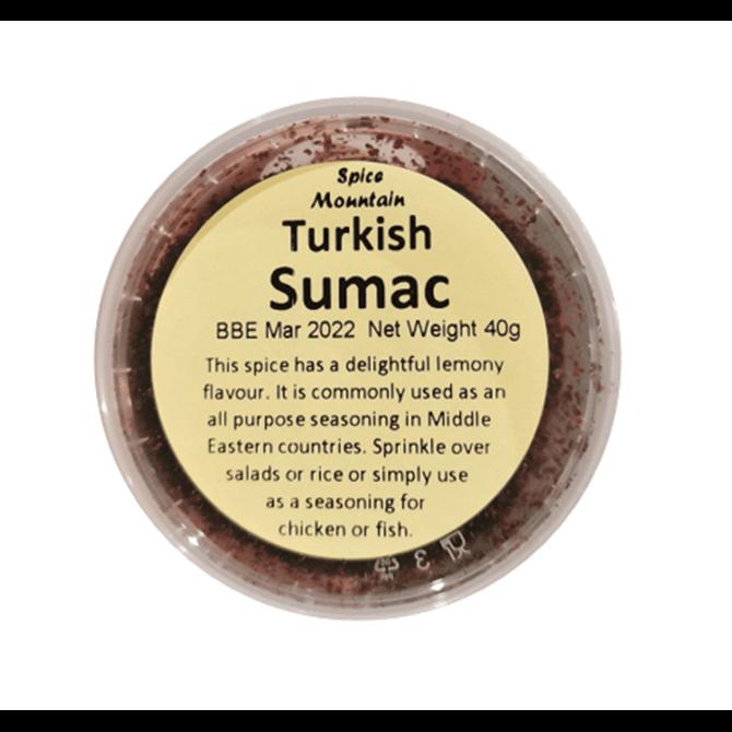 Spice Mountain Turkish Sumac Spice 40g