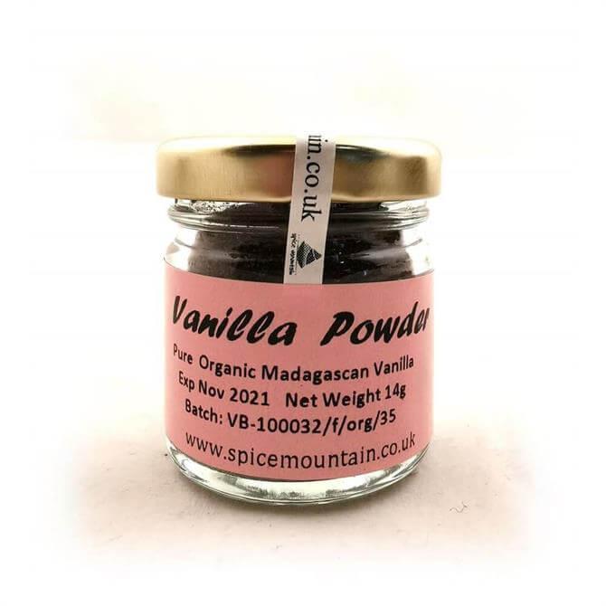 Spice Mountain- Vanilla Powder 14g