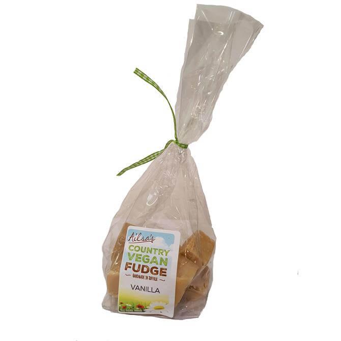 Ailsas Country Cream Vegan Vanilla Fudge 150G