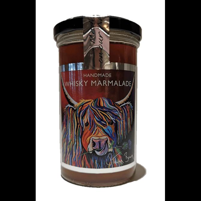 Sarah Gray's Handmade Whisky Marmalade 300g
