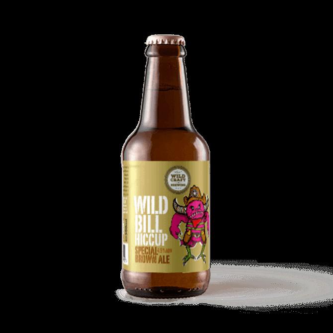 Wild Craft Wild Bill Hiccup Best Bitter Beer 500ml