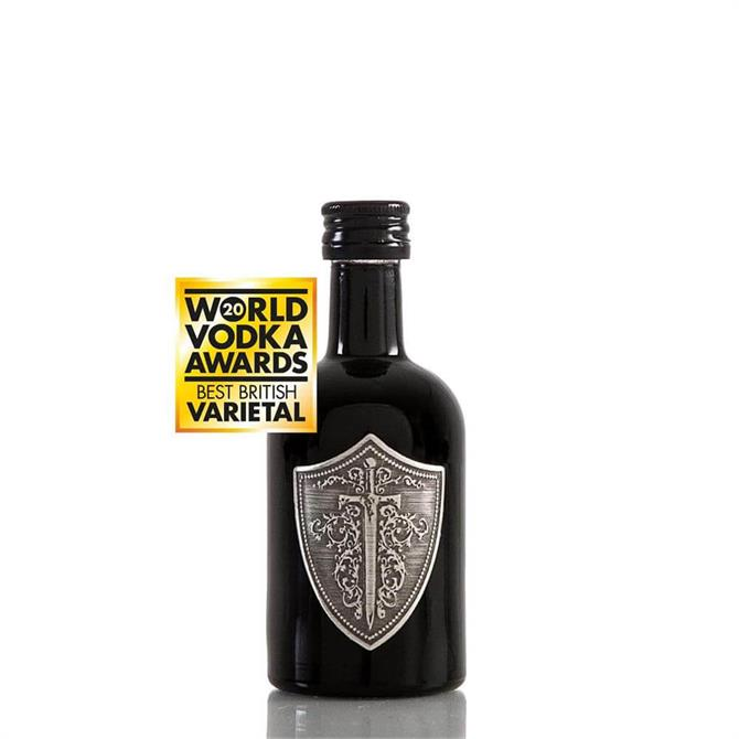 Wild Knight Premium Vodka 5cl