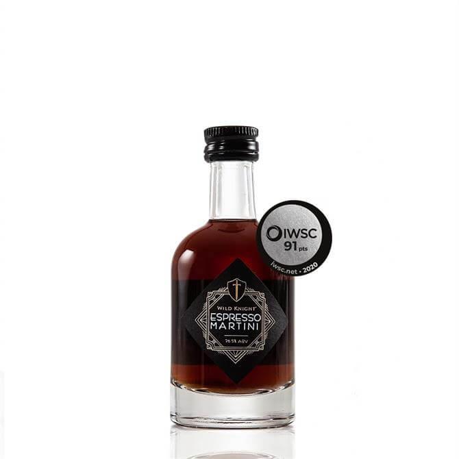 Wild Knight Espresso Martini Vodka 5cl
