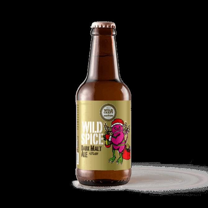 WildCraft Wild Spice Dark Malt Ale 500ml