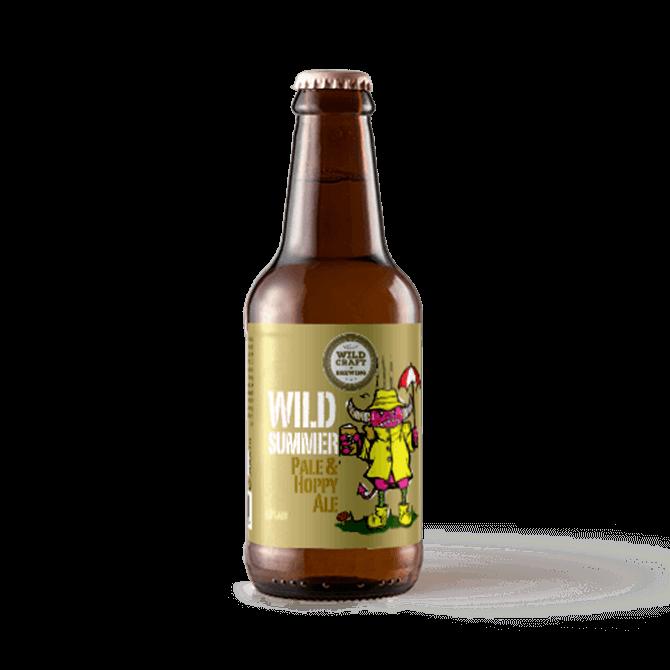 Wild Craft Wild Summer Pale & Hoppy Ale 500ml