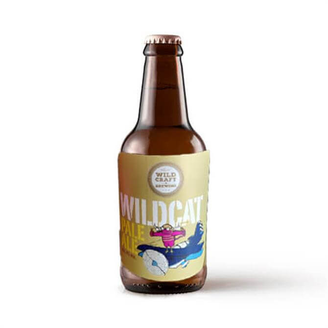 Wildcraft Wild Cat Pale Ale 500ml