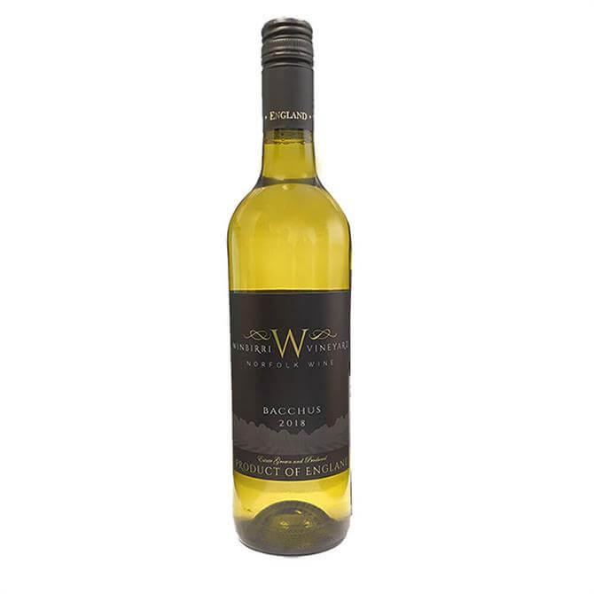 Baccus  English White Wine from Winbirri