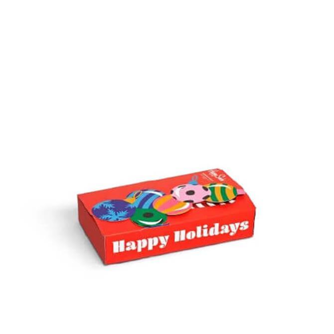 Happy Socks 2-Pack Baubles Socks Gift Set