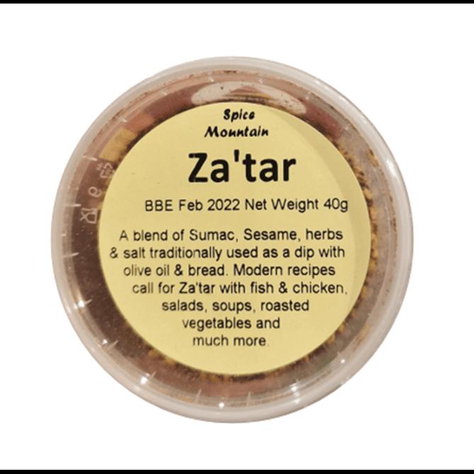 Spice Mountain Za'tar 40g