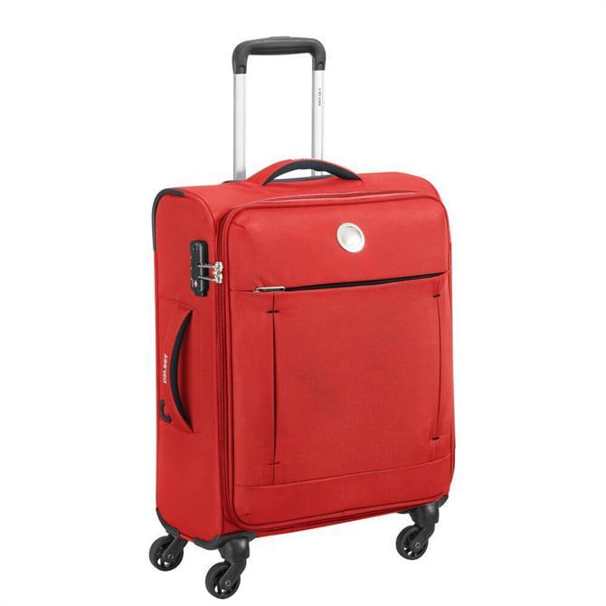 Delsey Banjul Slim 4 Wheel Cabin Trolley Case 55cm