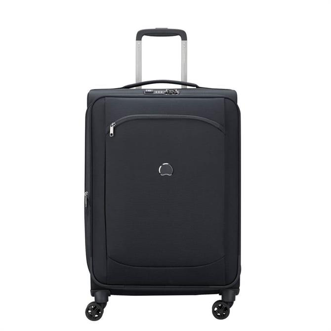 Delsey Montmartre Air 2.0 4 Double Wheeled Trolley Case