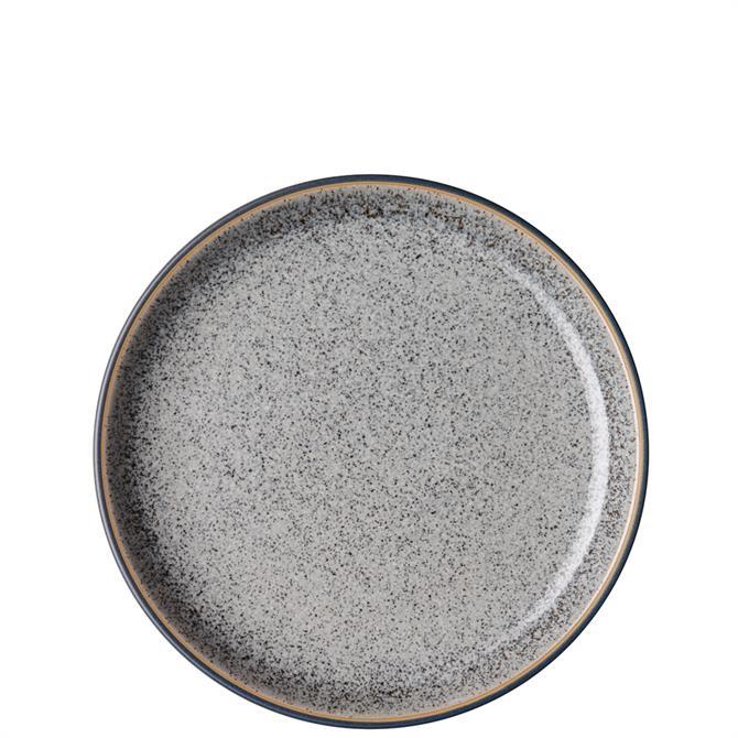 Denby Studio Grey Medium Coupe Plate
