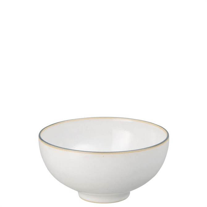Denby Studio Grey White Rice Bowl