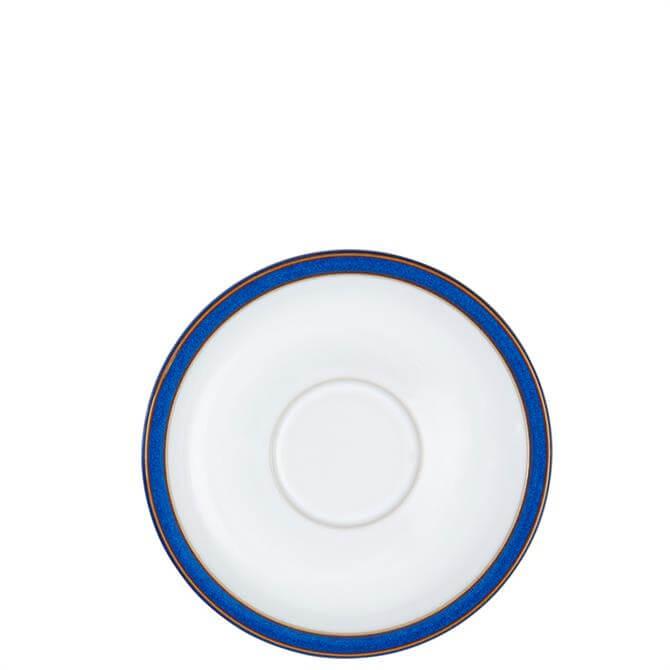 Denby Imperial Blue Tea/Coffee Saucer