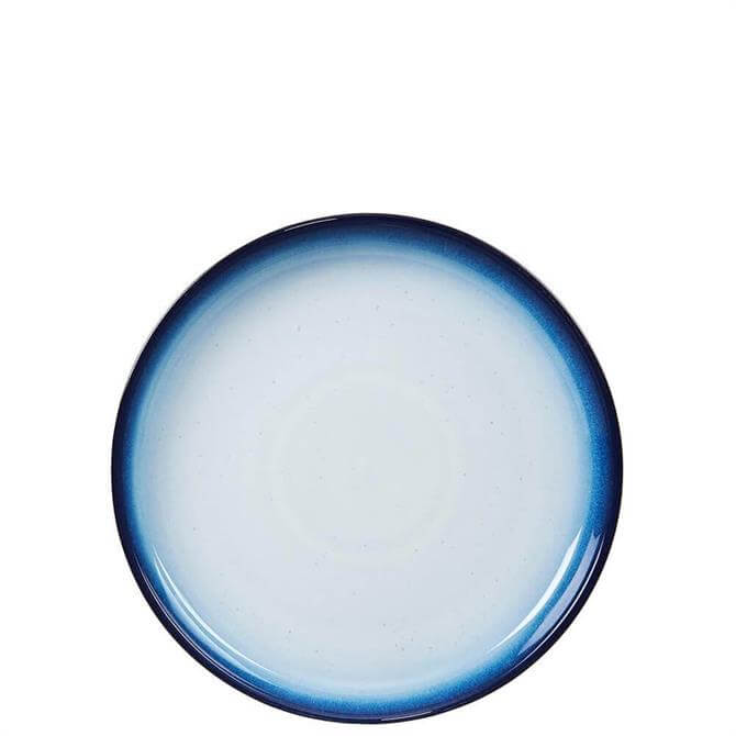 Denby Blue Haze Small Coupe Plate