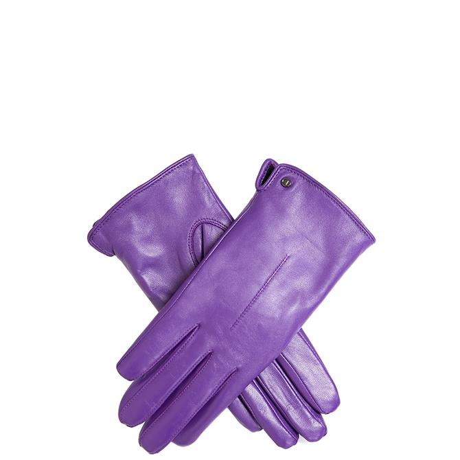 Dents Ladies Samantha Faux Fur Lined Leather Gloves