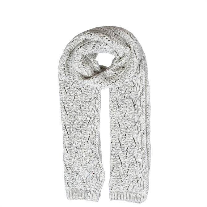 Dents Ladies Lace Knit Scarf