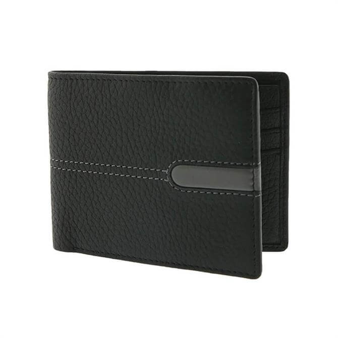 Dents Spey RFID Classic Billfold Wallet with 6 Credit Card Pockets