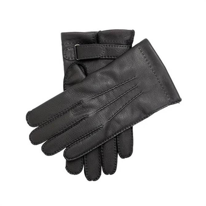 Dents Eastbury Handsewn Wool Lined Water Resistant Goatskin Gloves
