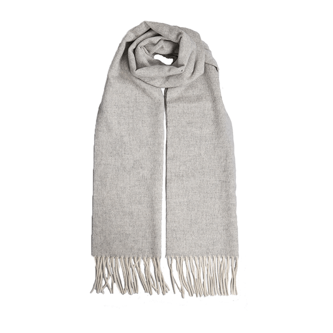 Dents Marl Lambswool Scarf