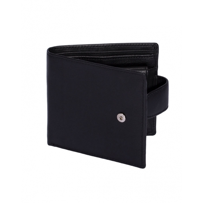 Dents Smooth Leather Wallet with RFID Blocking Protection