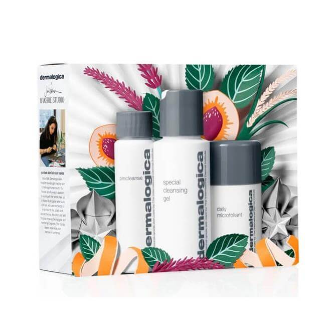 Dermalogica Cleanse and Glow on the Go Set