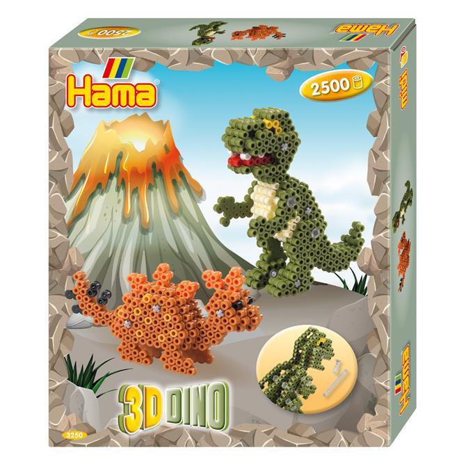 DKL Hama 3D Dino