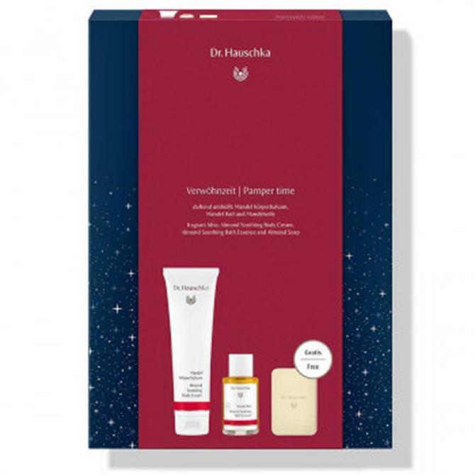 Dr. Hauschka Pamper Time Gift Set
