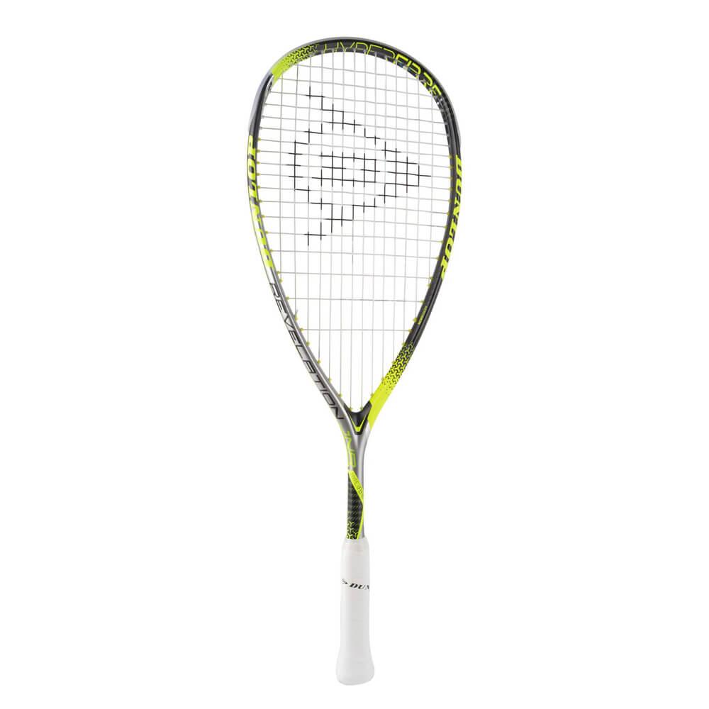 Dunlop Hyperfibre Revelation Junior Squash Racket