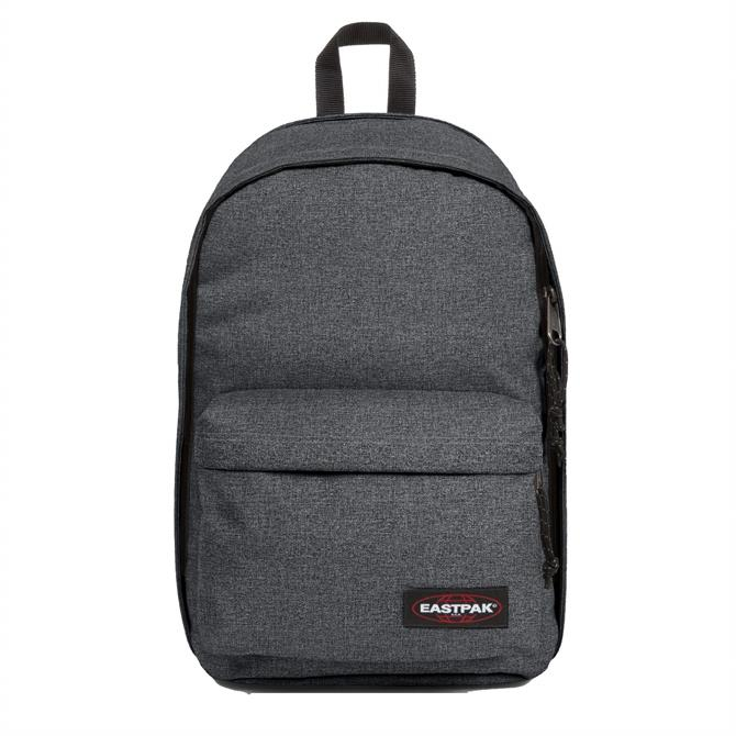 Eastpak Back To Work Black Denim Backpack
