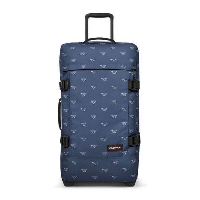 Eastpak Tranverz Medium Minigami Planes 2 Wheel Suitcase