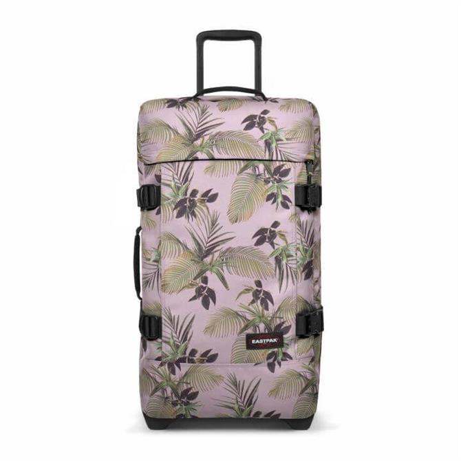 Eastpak Tranverz Medium Brize Mel Pink 2 Wheel Suitcase