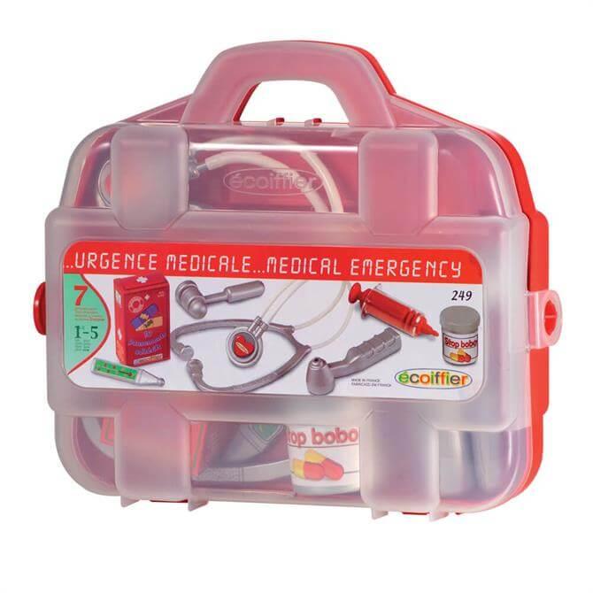 Ecoiffier Medical Kit in Case