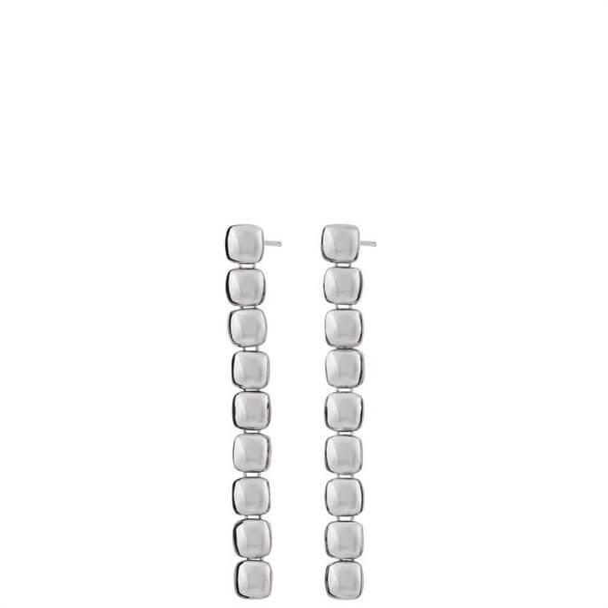 Edblad Isle Steel Long Earrings