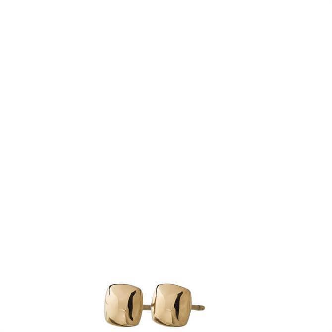 Edblad Isle Gold Stud Earrings