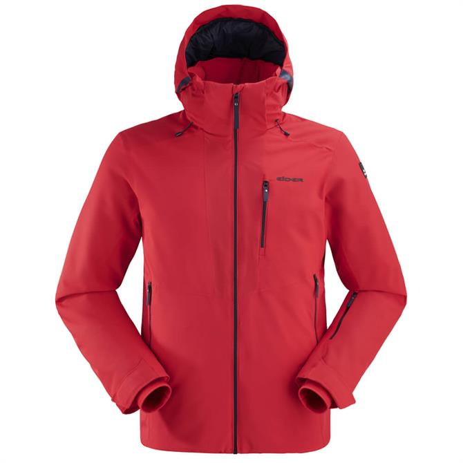 Eider Men's Ridge 3.0 Ski Jacket - Red