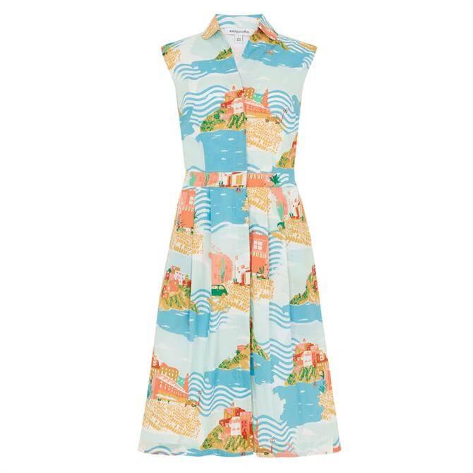 Emily and Fin Clara Sorrento Summer Shirt Dress