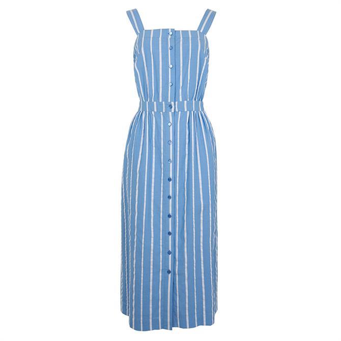 Emily and Fin Liana Seaspray Stripe Dress