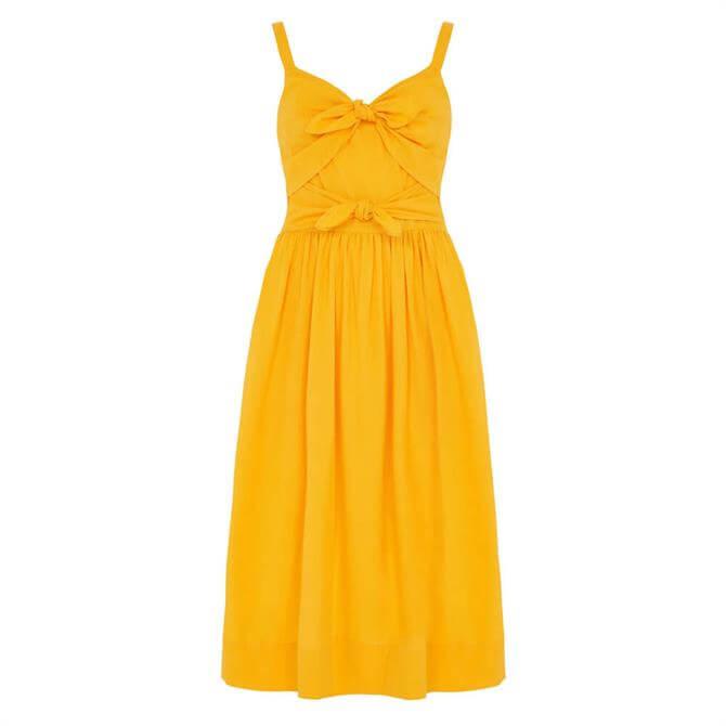 Emily and Fin Salma Sunshine Yellow Dress