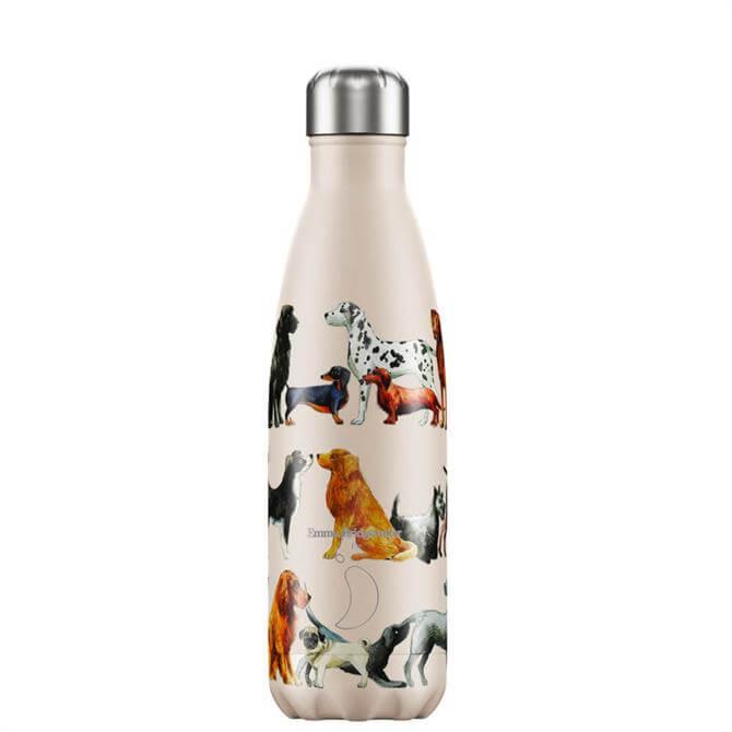 Chilly's Emma Bridgewater Dog 500ml Drink Bottle