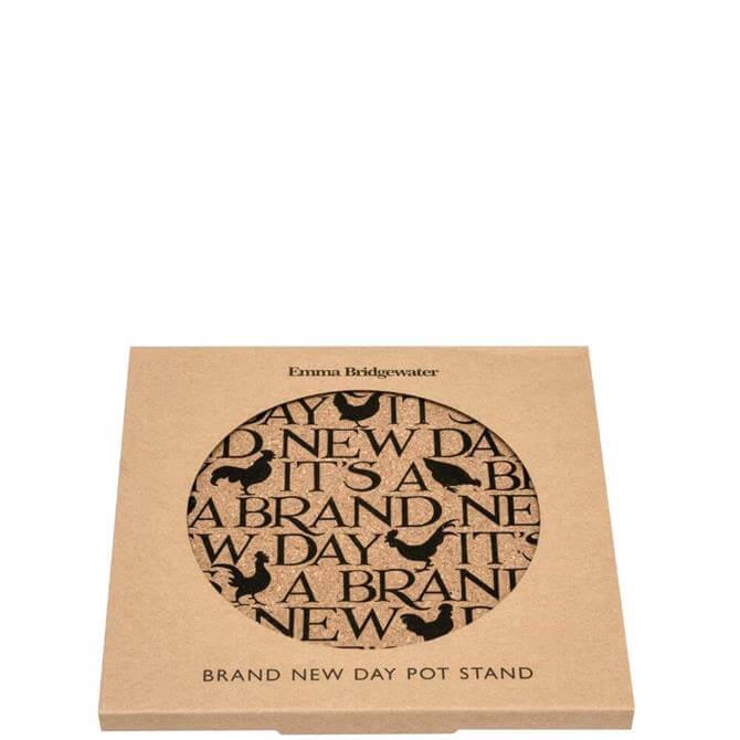 Emma Bridgewater Brand New Day Cork Pot Stand
