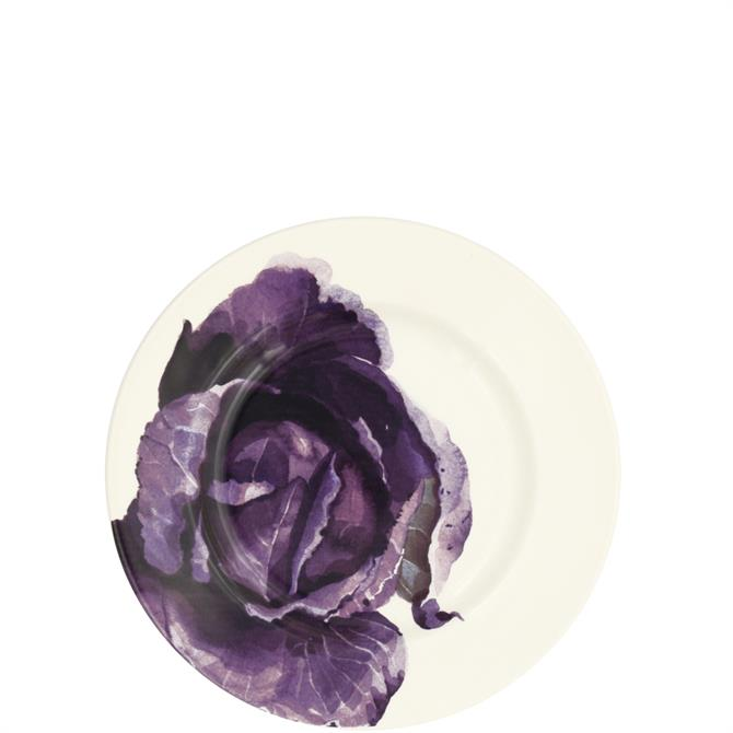 Emma Bridgewater Red Cabbage 8.5 Inch Plate
