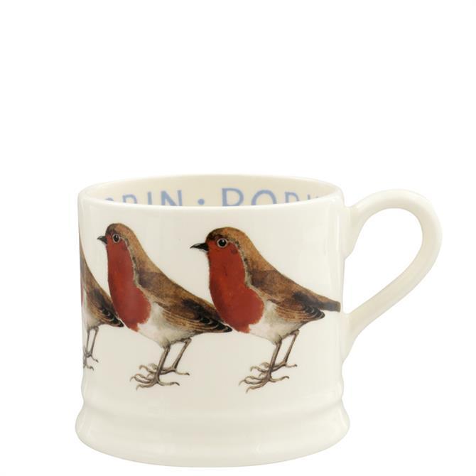 Emma Bridgewater Small Robin Mug